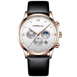 Crrju Erkek Kol Saati Kronolar Aktif Şık Tasarım Klasik Saat CR021