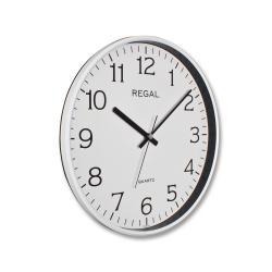 0250 WW İnce Çerçeve Slim Duvar Saati