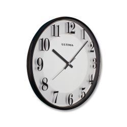 0251 BW İnce Çerçeve Slim Duvar Saati