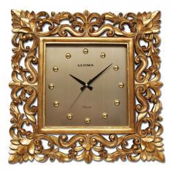 1614 GP - Oymalı Duvar Saati