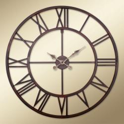 2688 A - Ferforje Büyük Saat