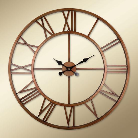 2688 C - Ferforje Büyük Saat