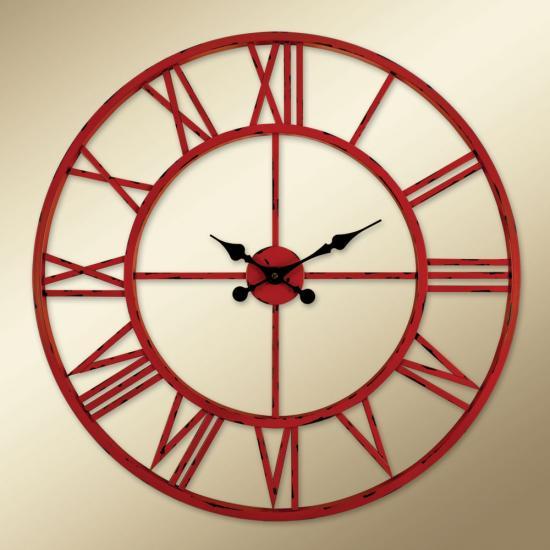 2688 R - Ferforje Büyük Saat