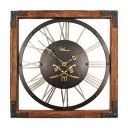 2696 ABG2 Kayı Damgalı 'Diriliş' Modeli Duvar Saati