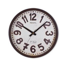 REGAL 0265 B2 Vintage İnce Seri Duvar Saati