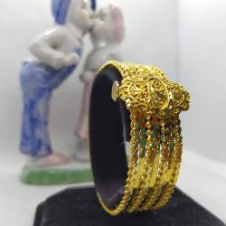 Altın Kaplama Erzurum Kelepçe - BL002