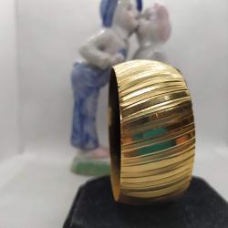 Altın Kaplama 3cm Bilezik - BL016