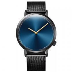 Sade ve Şık Tasarımlı Erkek Kol Saati Bileklik Hediye Saat OH001